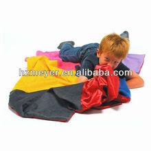2014 quente de luxo real 100% poliéster sólidos& velo polar impresso de alta qualidade barato baby cobertores de fotos
