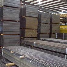 steel grating platform grating steps