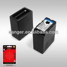 4500mAh Li-ion digital battery for camera Panasonic VBG6 Replacement Camera Battery VBG6