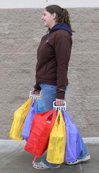 BAGGLER Bags Reusable Shopping Bags