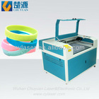 30W 60W 100W CO2 laser engraving machine for silicone bracelets