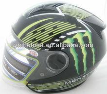YM-616 half open face novelty helmets