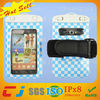2014 summer hot selling!!! pvc waterproof pouch dry bag case for Samsnug galaxy s3/s4/s5 with armband