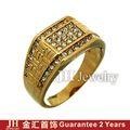 Jh moda anillo de la joyería harley