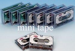 blank microcassette