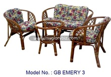 Rattan Sofa Set, Rattan Furniture, Sofa Set