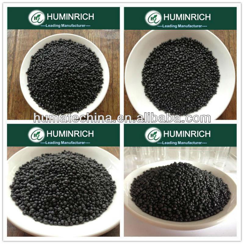Pérola negra de liberação lenta fertilizante nitrogenado Blackgold Humate | comprar uréia Granular