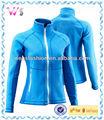 Invierno de la chaqueta de Jogging / mujeres gruesa ropa de entrenamiento