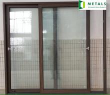 Aluminum Sliding Doors For Residence/Aluminum sliding doors with soft close system