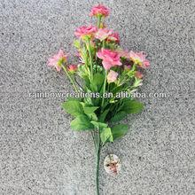 11 heads 22 flowers korea rose aritificial flower wholesale decoration