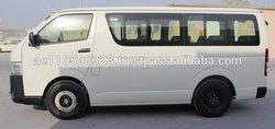 BRAND NEW 2014 TOYOTA HIACE VAN 2.7L PETROL 15 SEATER STANDARD ROOF MINI VAN