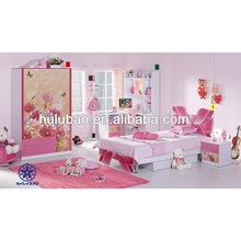 pink children used bedroom furniture for sale 962A