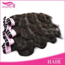 Brazilian hair weft Newjolly brazilians hair alibaba.com.china