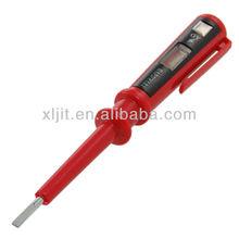 Electricity 100-500V Slotted Screwdriver Current Voltage Tester Testing Pen