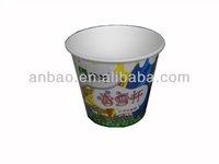frozen yogurt cups