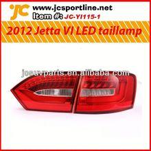 For 2012 VW Jetta / Sagitar LED taillamp Car PP rear light