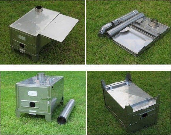stufa campeggio : Campeggio stufa a legna/tenda stufa/stufa pieghevole/campo stufa-Altri ...