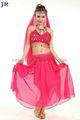 Indio del vientre desgaste de la danza Tribal trajes de baile Sexy danza del vientre traje de la danza T-5018 #