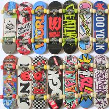 custom make small plastic finger skateboard toys,custom miniature plastic finger skateboard