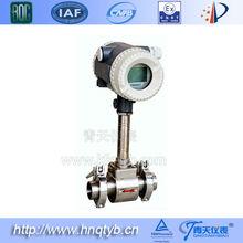 Sanitary tri-clamp liquid/gas/air flow meter for pharmacy