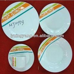 modern dinnerware sets
