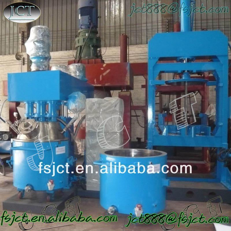 JCT Multifunctional mobile asphalt mixing machine