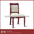 tecido especial design hotel cadeira para sala de jantar