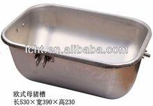 Sow Feeder Pig , Stainless Steel Feeder,Pig farming equipment