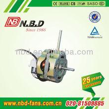 big industrial engine fan motor