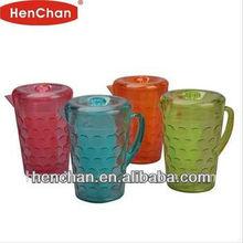 large capacity transparent cool water jug