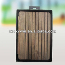 for ipad mini wood case
