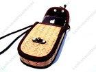 Thai Coin Purse MP3/MP4/Mobile Cell Phone Krajood Bag Handmade