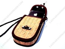 Thai Coin Purse MP3/MP4/Mobile Cell Phone Krajood Bag Handmade