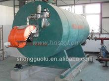 YY(Q)W series Oil/gas fired hot oil heater