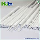 [HUTO CERAMIC] 75%-99% high Alumina Tube Alumina Ceramic Tube