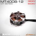 T- motor eléctrico de alta calidad de motor sin escobillas mt4008-- 380kv/600kv