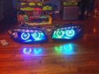 dc12v auto led car light bulb smd angel eye rings
