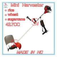 2013 Hot Selling Portable Use 42.7CC Mini Rice Harvester