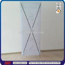 TSD-B018 banner maker/exhibition banner/x banner stand