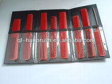 Hair comb set pouch,salon comb bag,hair comb kit