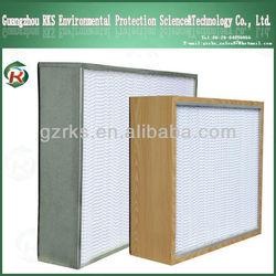 HEPA Filter,Deep-pleat high efficiency filter,filter media