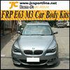 M3 Style E60 Body Kits Car Bumper Auto FRP Bodykits for BMW E60