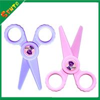 plastic scissor for kids paper cutting