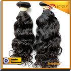 Factory hot sale deep wave 100% virgin Brazilian Deep Wave human hair weaving