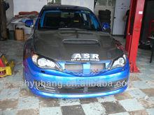 Subaru GRB STI carbon fiber engine hood engine bonnet for Subaru