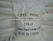 CPVC Resin Raw material for industry pipe&fittings