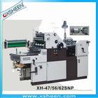 offset printers XH-47SNP/56SNP/62SNP offset press with numbering,numbering offset press,digital offset press