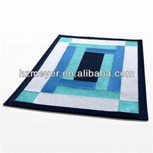 Ingrosso tessuto microsoft caldo biancheriadaletto cina tessili per la casa solida stampa corallo pile 100% poliestere maglia coperta patchwork