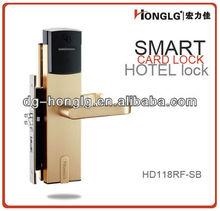 Ha118 Hotel de la puerta de seguridad traba de pestillo, Puerta del Hotel de seguridad de bloqueo mecanismo