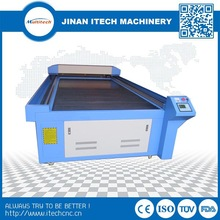 Unique and advanced bamboo/wood laser cutting machine 1325